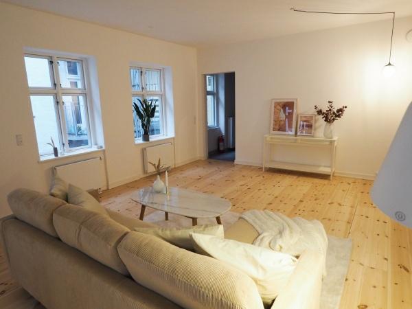 Lejlighed leje lejelejlighed lejebolig København apartment rent rental Copenhagen Denmark nørreport