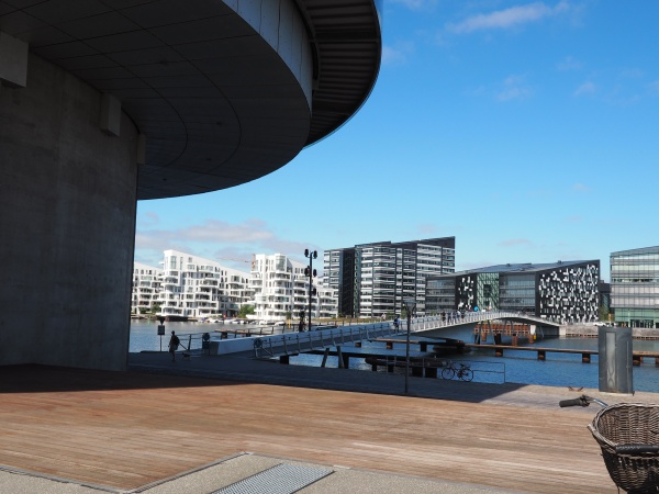 Lejlighed leje Islands Brygge Lejelejlighed Lejebolig København Havneløb Havnebad Gemini Residence Silo