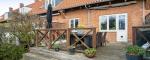Rækkehus til leje Brede Kongens Lyngby 4V 4 Værelser 3 etager hems åbent køkken kælder seperat indgang have