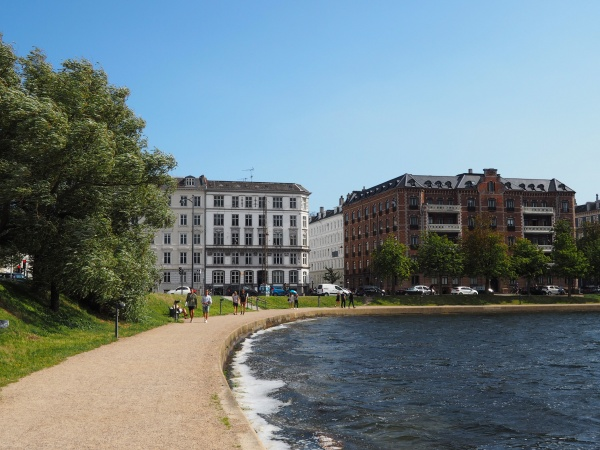 4v Øster Søgade udsigt søerne Østerbro lejlighed leje lejelejlighed