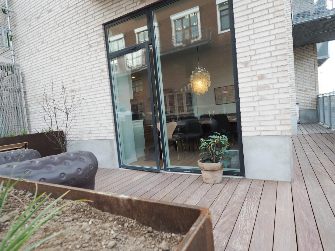 Sundkaj 11, Nordhavn 2150 kajen kanal nyt 2v terasser stueplan