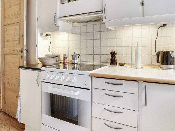 Tranegårdsvej Hellerup brændeovn 2V leje lejlighed