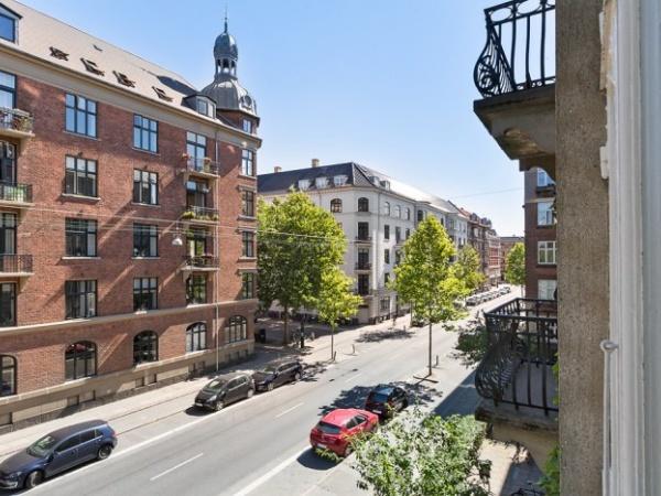 Leje lejelejlighed Frederiksberg Lejebolig Thorvaldsensvej Udlejning lejlighed