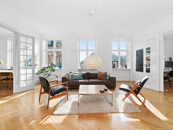 Lejlighed leje lejelejlighed lejebolig København Vesterbro apartment rent rental Copenhagen Denmark