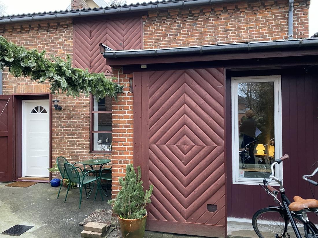Anneks Hellerup 2V hems have gårdhave