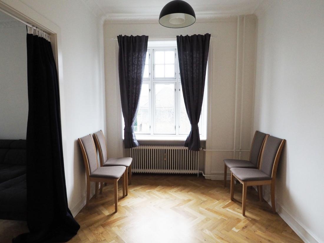 Frederiksberg leje lejlighed møbleret