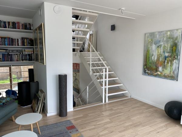 Islands Brygge rækkehus enderækkehus havnebadet Amager fælled tagterrasse