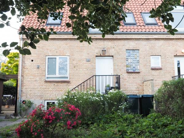 bagsværd hus dobbelthus halvt københavn villa