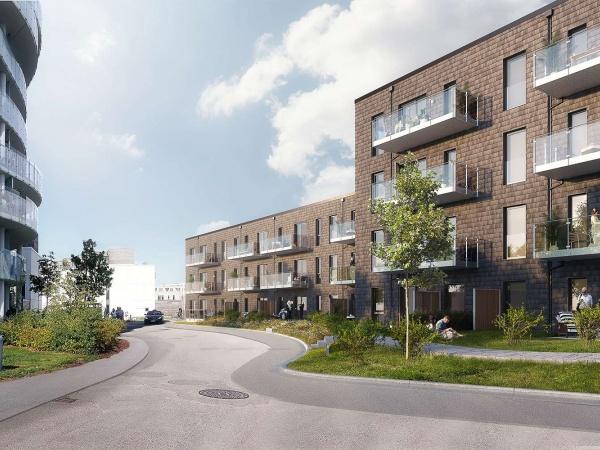 Leje lejlighed København Rental apartment Copenhagen lejebolig udlejning