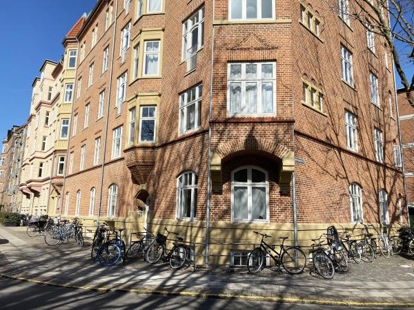 Frederiksberg indre city KBH København søerne metro forum leje lejlighed lejelejlighed ingemannsvej 3v 2v herskabslejlighed