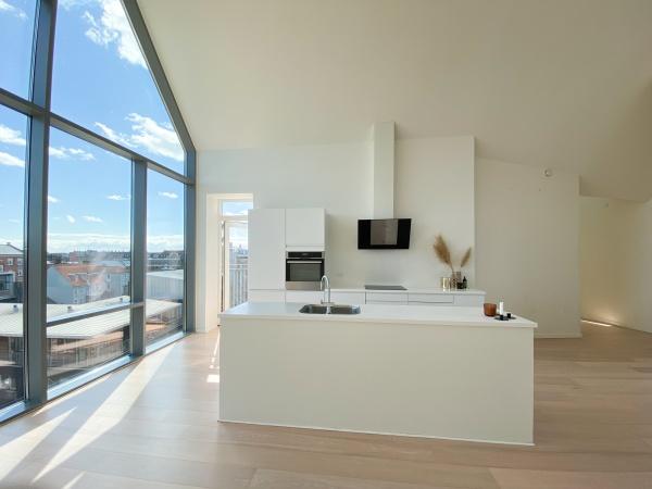 Leje lejlighed lejelejlighed bolig lejebolig amager kbh s amager strand lergravsparken amagerbro spaniensgade penthouse altaner 3v 2 v københavn
