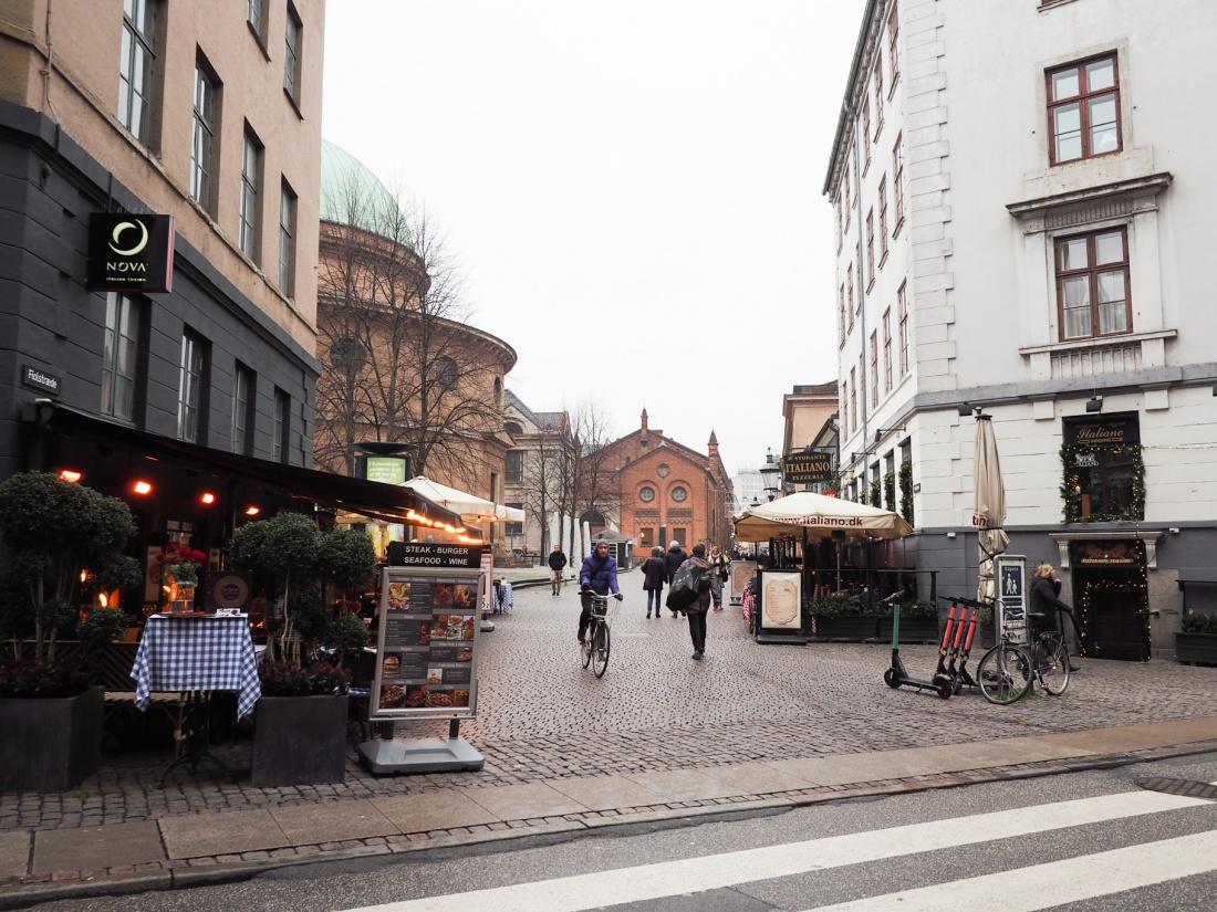 CITY kbh københavn indre by strøget Jorcks Passage Skindergade Hovedstaden lejlighed lejelejlighed lejebolig bolig 2v
