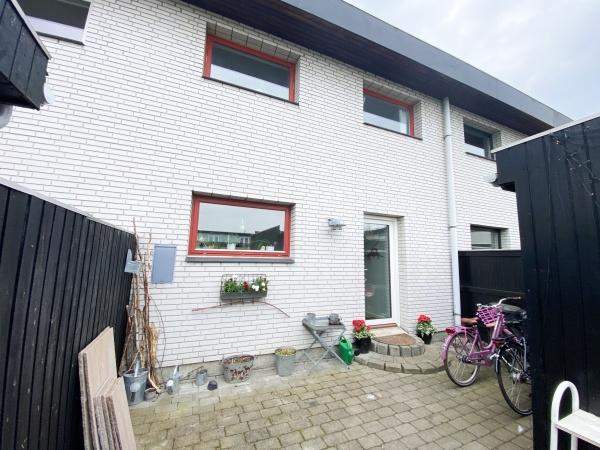 rækkehus leje lejebolig 4v have altan kastrup lufthavnen københavn kbh nordsjælland familievenlig fredelig central