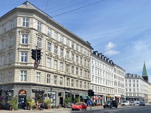 city kbh københavn leje lejebolig lejelejlighed møbleret torvehallerne søerne kbh k ørstedsparken