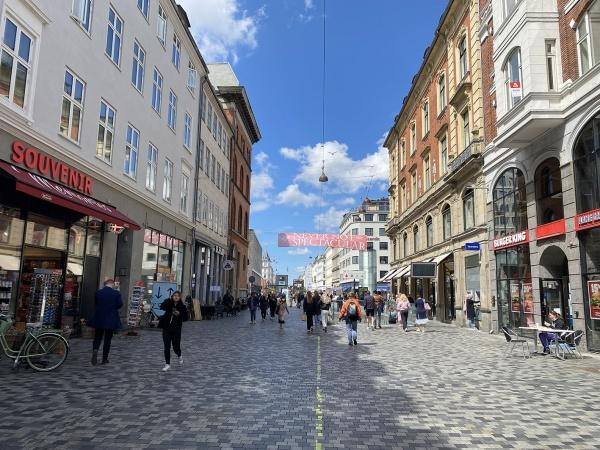 Lejelejlighed lejlighed leje bolig lejebolig city kbh k centrum københavn nørreport kultorvet frederiksborggade