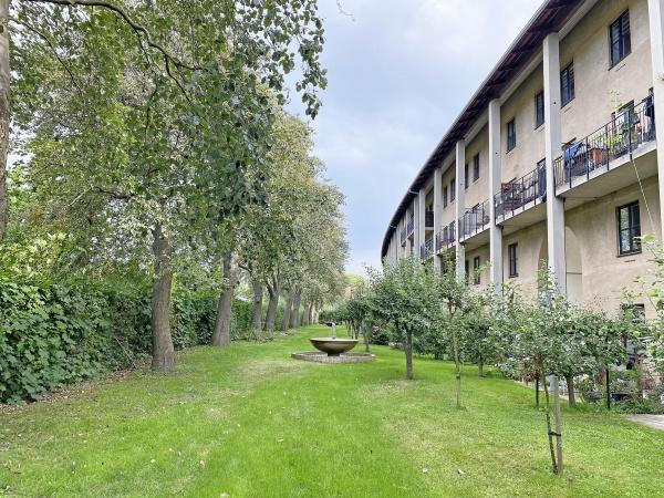 Leje lejlighed lejebolig lejelejlighed udlejning boligformidling Frederiksberg København Herman Bangs Have