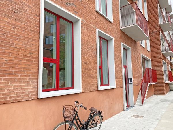 Leje lejlighed lejelejlighed lejebolig udlejning Nordhavn Copenhagen International School apartment rent rental Århusgade kvarteret expat rental apartment rent