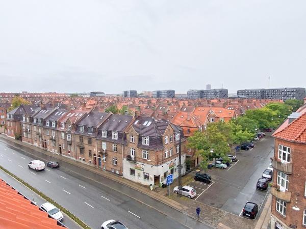 Leje lejebolig bolig københavn kbh nordsjælland city østerbro 3 v 2v taglejlighed comfort housing lejelejlighed